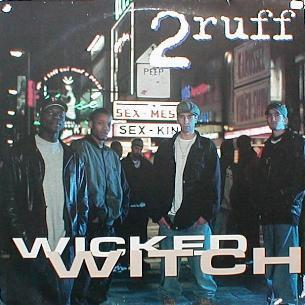 2 Ruff - Wicker Witch