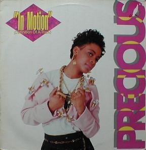 Precious - In Motion ( Definition Of A Track )