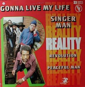 Reality - Gonna Live My Life