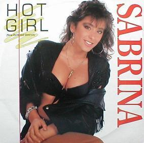 Sabrina - Hot Girl ( New Version )