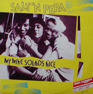 Salt 'n Pepa - My Mike Sounds Nice
