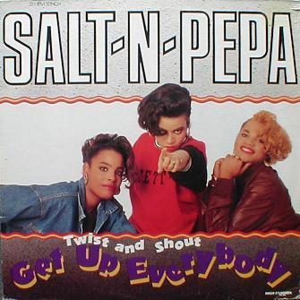 Salt 'n Pepa - Twist And Shout
