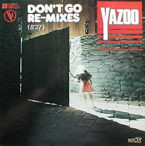 Yazoo - Don't Go Re-Mixes ( MINT )