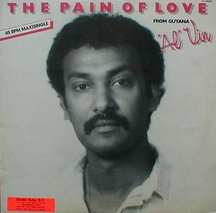 'Al' Vin - The Pain Of Love