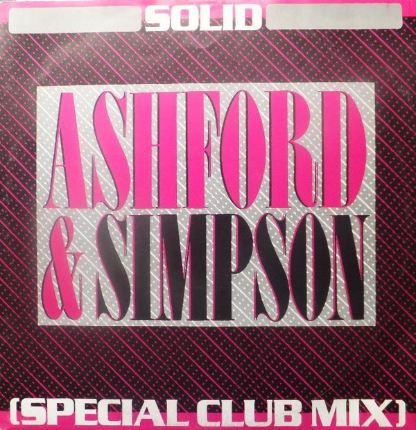 Ashford & Simpson - Solid ( Special Club Mix )