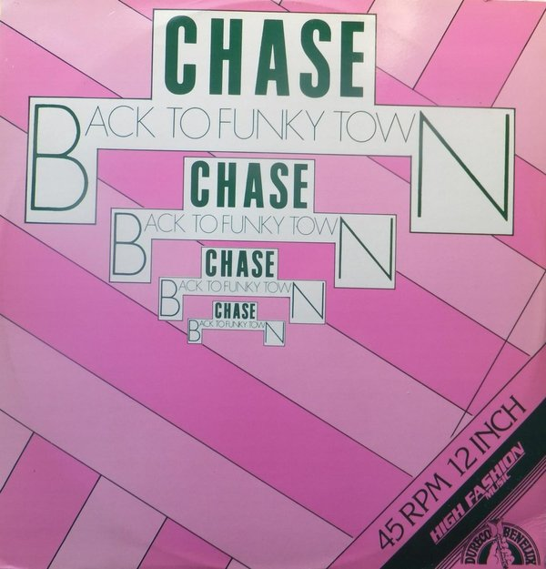 Chase - Back To Funky Town
