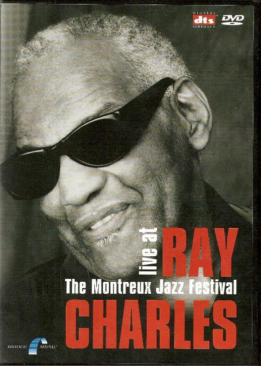 Ray Charles - Live at The Montreux Jazz Festival ( MINT )