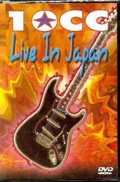 10cc - Live In Japan ( MINT )