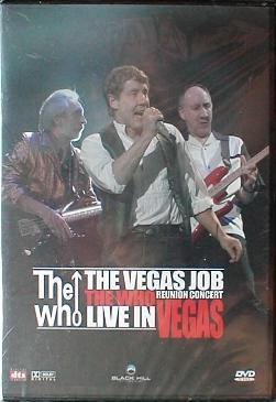 Who, The - The Vegas Job Reunion Concert Live In Vegas ( MINT )