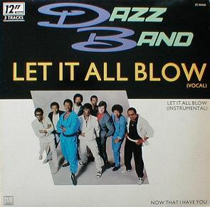 Dazz Band - Let It All Blow ( MINT )