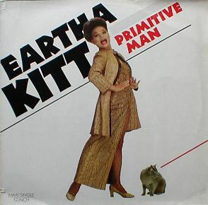 Eartha Kitt - Primitive Man