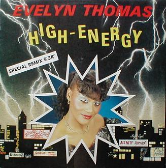 Evelyn Thomas - High Energy ( Special Remix )