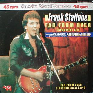 Frank Stallone - Far From Over ( Club Mix )