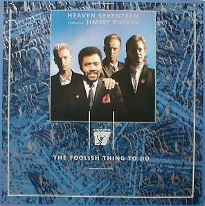 Heaven 17 - Feat. Jimmy Ruffin - The Foolish Thing To Do