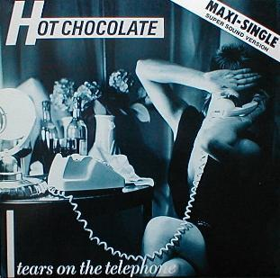 Hot Chocolate - Tears On The Telephone ( MINT )