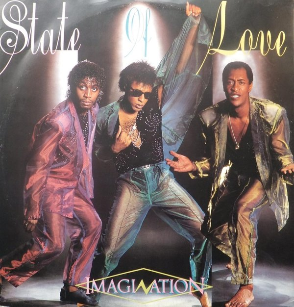 Imagination - State Of Love