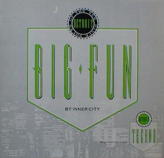 Inner City - Big Fun ( MINT )