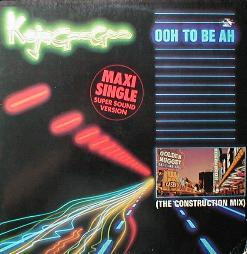 Kajagoogoo - Ooh To Be Ah ( The Construction Mix )