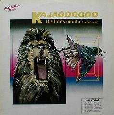 Kajagoogoo - The Lion's Mouth ( The Beast Mix )