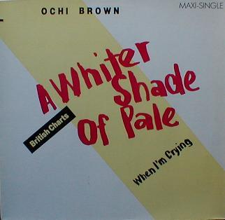 Ochi Brown - A Whiter Shade Of Pale