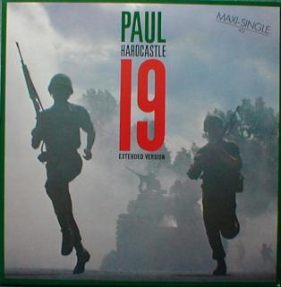 Paul Hardcastle - 19 ( Extended Version ) ( MINT )