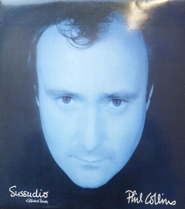 Phil Collins - Sussudio ( Extended Mix )