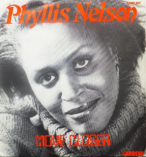 Phyllis Nelson - Move Closer