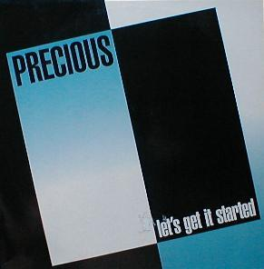 Precious - Let's Get It Started