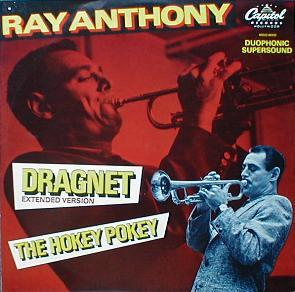 Ray Anthony - Dragnet ( MINT )