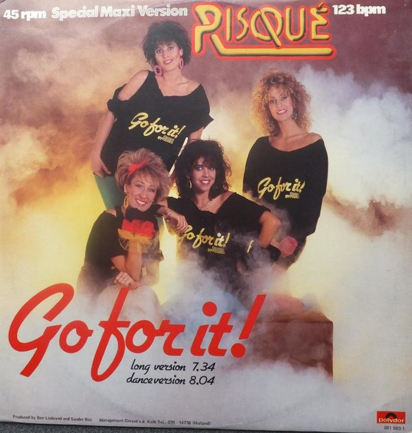 Risqué - Go For It !