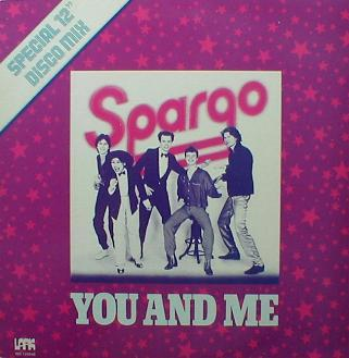 Spargo - You And Me ( Special 12' Disco Mix )