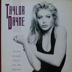 Taylor Dayne - With Every Beat Of My Heart ( MINT )