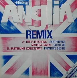 Various - Anglia Remix