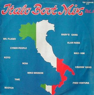 Various - Italo Boot Mix Vol. 3