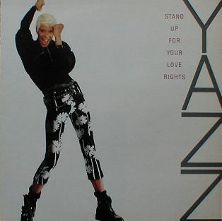 Yazz - Stand Up For Your Love Rights ( MINT )