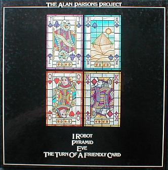 Alan Parsons Project, The - I Robot / Pyramid / Eve / The Turn Of A Friendly Card