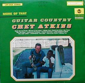 Chet Atkins - More Of That Guitar Country