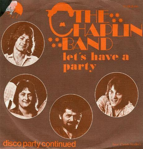 Chaplin Band, The - Let's Have A Party