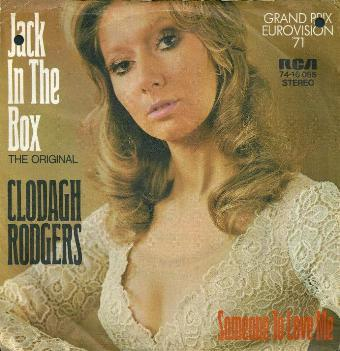 Clodagh Rodgers - Jack In The Box