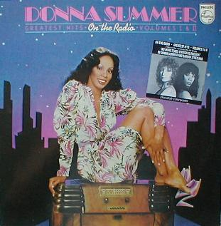 Donna Summer - On The Radio ( Greatest Hits Volume I & II )