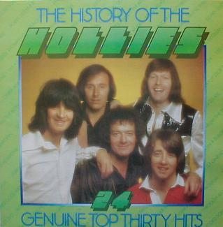 Hollies, The - The History Of The Hollies ( 24 Genuine Top Thirty Hits )