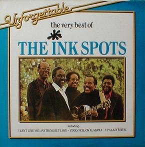 "Ink Spots, The The Very Best Of "" The Ink Spots """