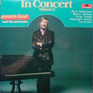 James Last & His Orchestra - In Concert ( Volume 2 )