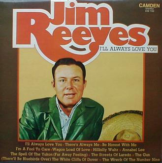 Jim Reeves - I'll Always Love You