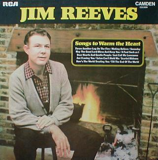 Jim Reeves - Songs To Warm The Heart