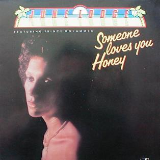 June Lodge  Feat. Prince Mohammed - Someone Loves You Honey