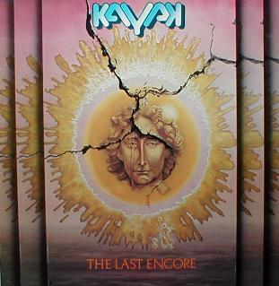 Kayak - The Last Encore