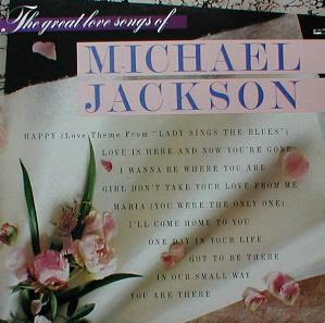 Michael Jackson - The Great Love Songs Of Michael Jackson