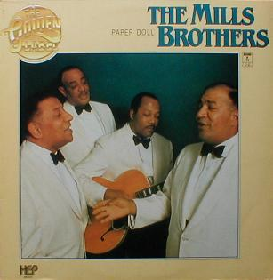 Mills Brothers, The - Papaer Doll