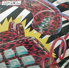 Native Son - Savanna Hot-Line ( MINT )